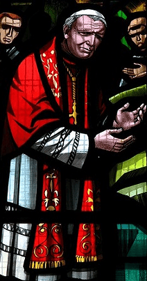 jp stained glass tall