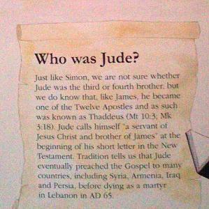 Jude's turn