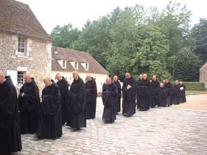 Creek monks