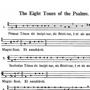 psalm tones