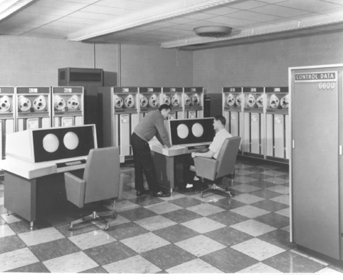 CDC 6600 | 102627370 | Computer History Museum