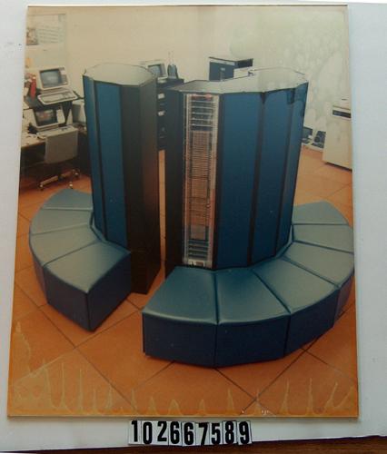 Cray  Cray 1  102667589  Computer History Museum