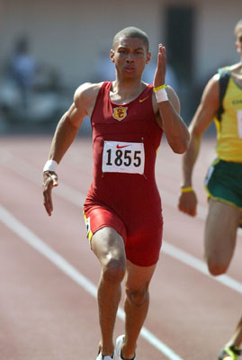 DyeStatCal  California High School track on DyeStat