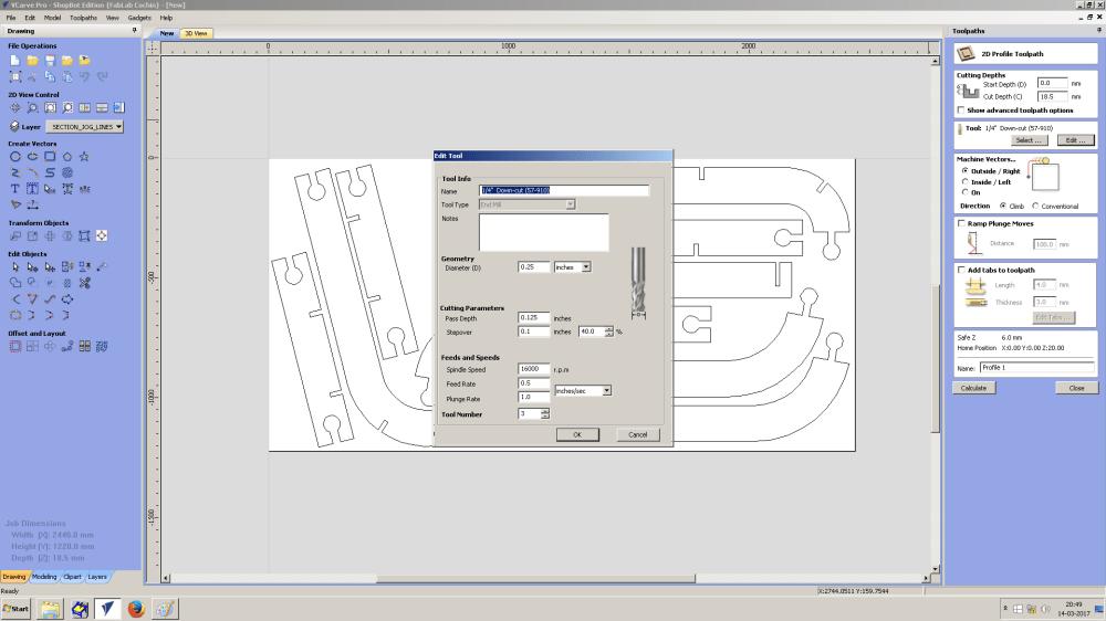 medium resolution of tool settings