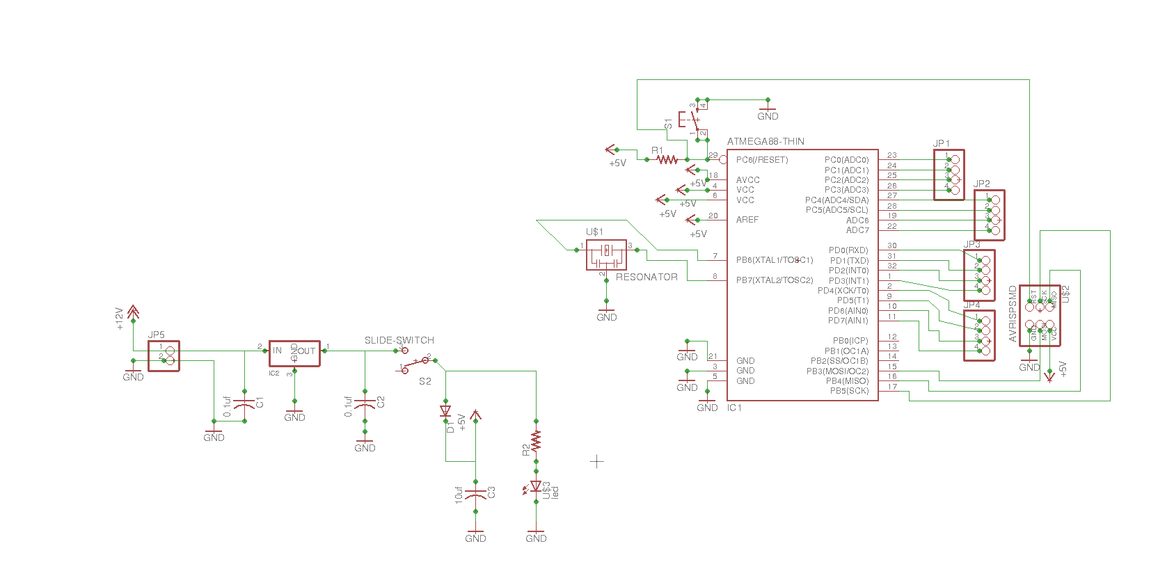 eagle schematic library