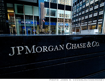 They're Hiring! J P Morgan Chase & Co 1 FORTUNE