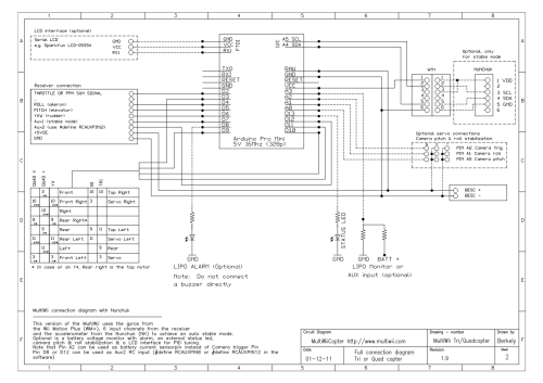 small resolution of wiring diagrams in addition multiwii pro wiring connections on apm multiwii pro 2 wiring diagram