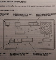 complete stereo wire diagrams all stereos navigation 8th generation honda civic forum [ 2267 x 1363 Pixel ]