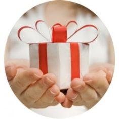 Offrez un bon cadeau!
