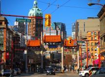 Chinatown Vancouver BC Canada