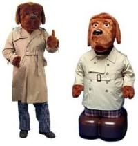 Mcgruff The Crime Dog Costume - Goldenacresdogs.com