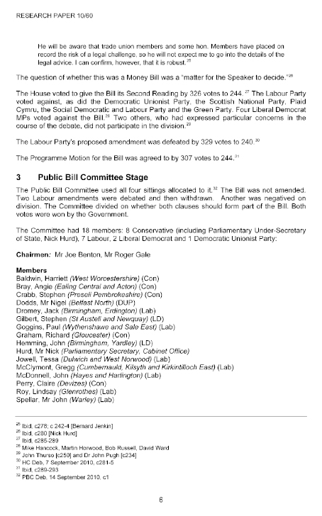 Finance Report Report On The Superannuation Bill