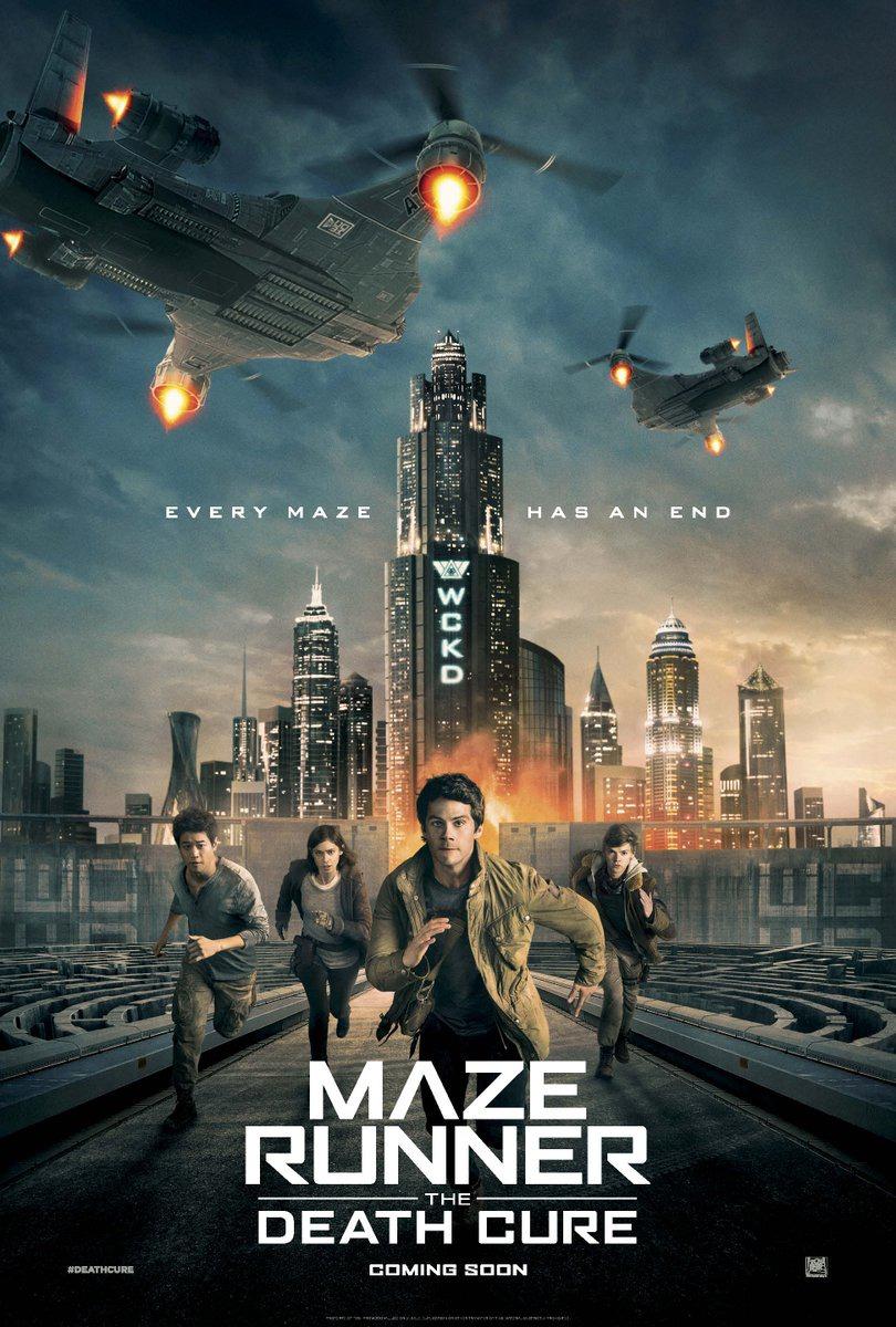 The Maze Runner Streaming : runner, streaming, Runner:, Death, Poster, (Portrait), Century, Download,, Borrow,, Streaming, Internet, Archive