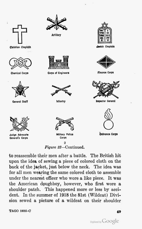 FM 21 13 The Soldier's Guide, 1961, Medals & Insignia