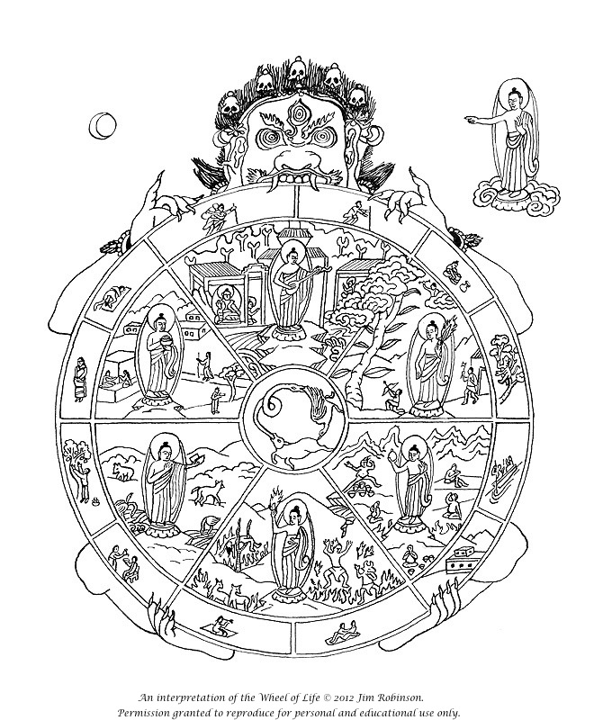 Discovering Buddhism: Getting to Nirvana : Emily Hsu