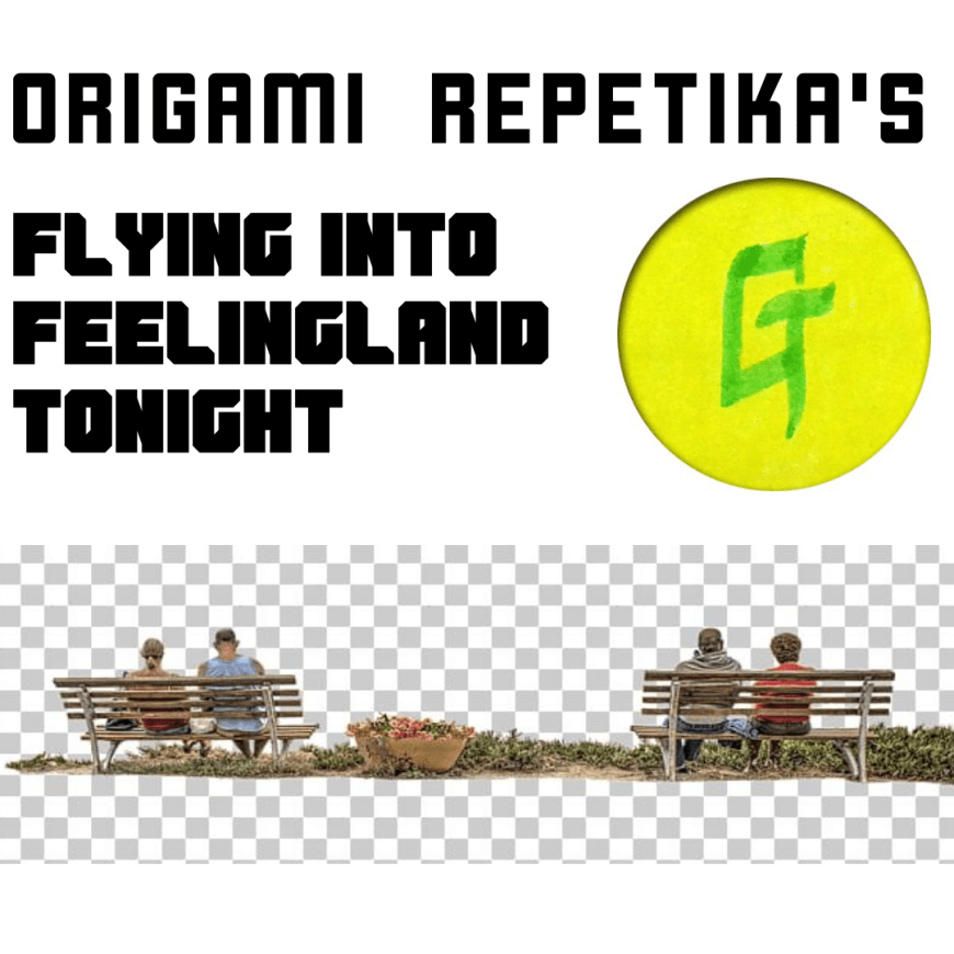 Origami Repetika  – Flying Into Feelingland Tonight