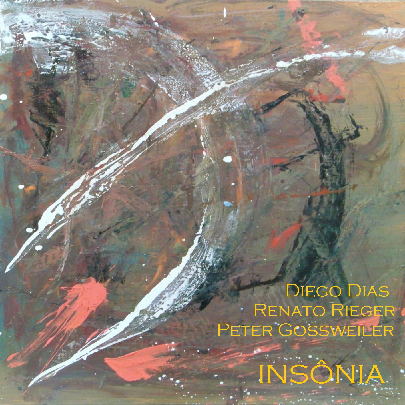 MSRCD029 - Diego Dias, Renato Rieger, Peter Gossweiler - Insônia