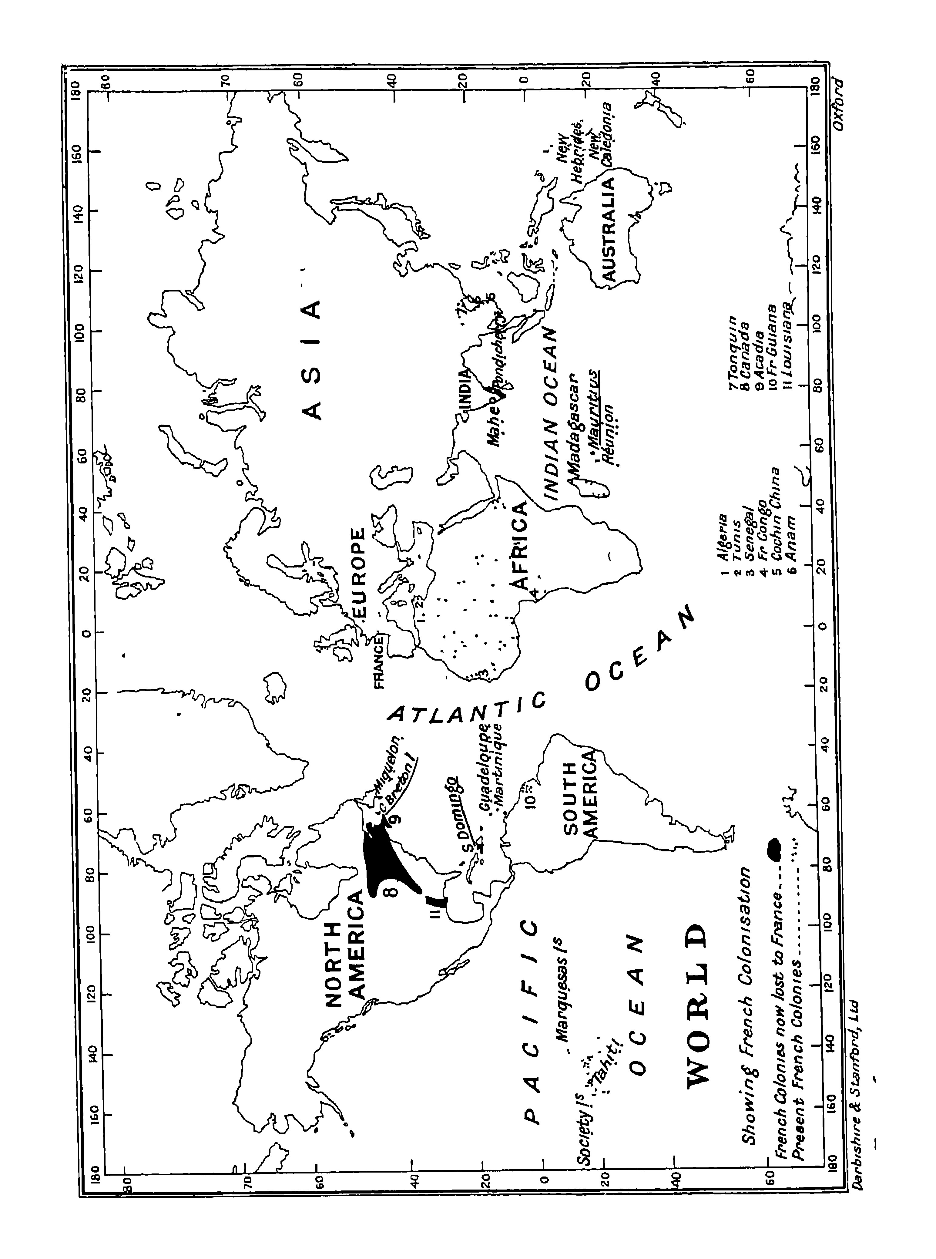 The Origin And Growth Of English Colonies And Of Their