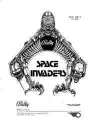 Space Invaders Pinball Space Invaders Pinball Operating