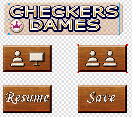 Checkers - Dames V2 (Facebook Ads + Android Studio) - 3