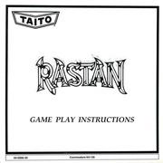 Rastan : Free Download, Borrow, and Streaming : Internet