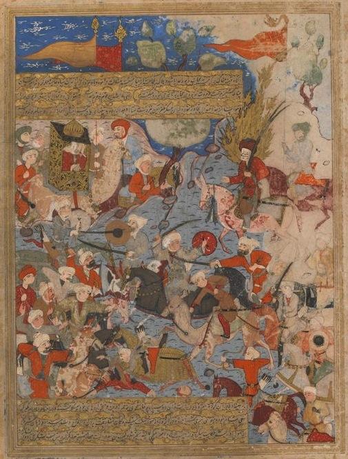 Ali dan Aisyah dalam Pertempuran Unta