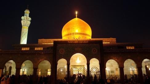Kuil Sayyida Zaynab di Damaskus
