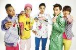 Bigbang Korean Albums