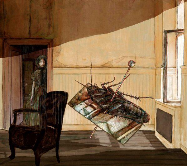 Metamorphosis. Franz Kafka Mario Jodra Free