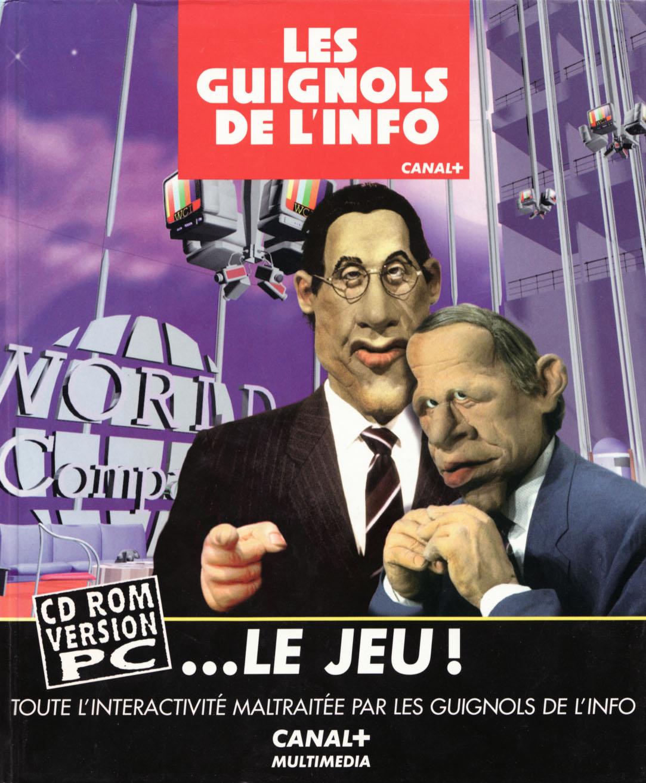 Les Guignols De L'info Streaming : guignols, l'info, streaming, Guignols, L'InfoLe, (FRA), Canal+, Download,, Borrow,, Streaming, Internet, Archive