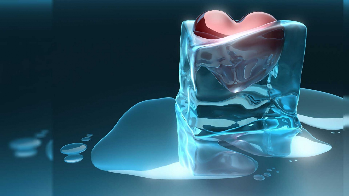love 3d cold ice