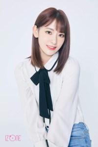 izone jang wonyoung height