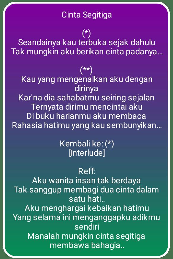 Download Lagu Cinta Tiga Segi Original : download, cinta, original, Lililiririririkiiiiisisisisdadahliaon, Download,, Borrow,, Streaming, Internet, Archive