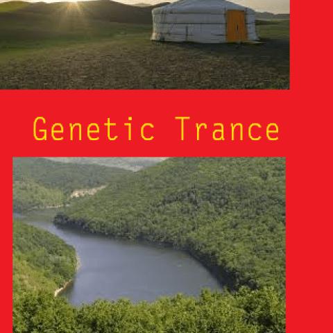 Genetic Trance  – Mongolian Sunrise Over A Ukrainian River