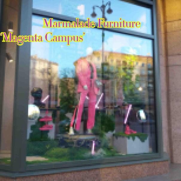 Marmalade Furniture – Magenta Campus