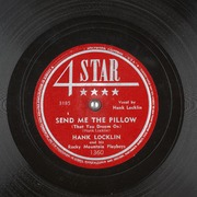 Send Me The Pillow (That You Dream On) : Hank Locklin and