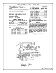 Apple Schematics: Apple IIe Auxiliary Slot Pinout : Free