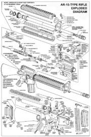 Browning .50 Target Rifle (BMG) GunMetal Designs