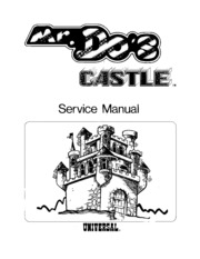 Internet Arcade: Mr. Do's Castle : Universal : Free Borrow