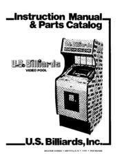 Arcade Game Manual: Video Pool : Free Download, Borrow