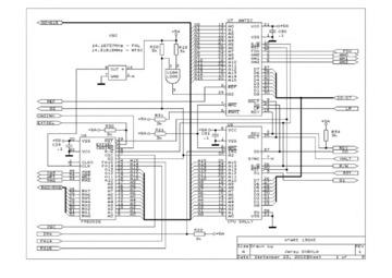 Atari 130XE Schematics : Jerzy Sobola : Free Download