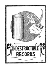Indestructible Cylinder Record Index : Duane D. Deakins