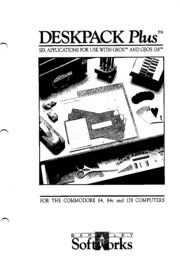 C64C GEOS V1.2 Users Manual : Free Download, Borrow, and