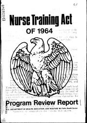 ERIC ED017624: ALLIED HEALTH PROFESSIONS EDUCATIONAL