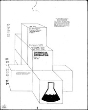 ERIC ED070774: Steam-Power-Plant Operator (light, heat