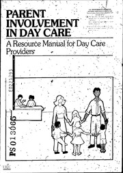 ERIC ED242388: Planning for Parental Involvement in Early