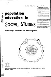 ERIC ED118486: Suggested Materials and Themes for a Study