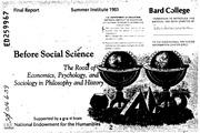 The Reflex Arc Concept In Psychology : John Dewey : Free