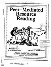 ERIC ED480343: Reading Intervention for Struggling