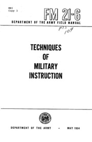 FM 21-10 Military Sanitation : Military : Free Download